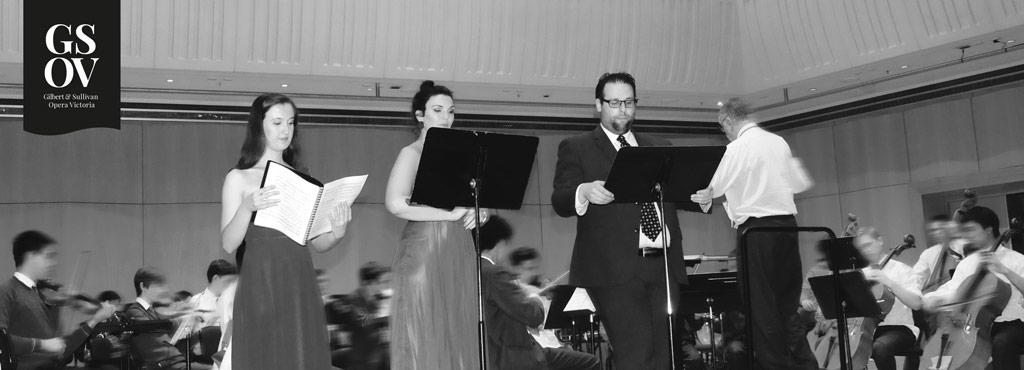 GSOV Gala Concert 2016 - In Rehearsals