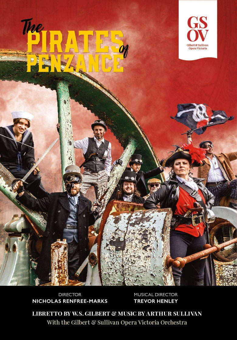 The Pirates of Penzance - GSOV Season 2017