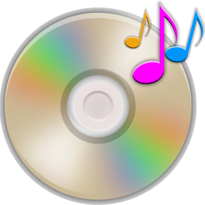 CDs and mp3 downloads