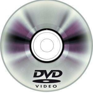 Archive DVDs