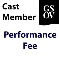 GSOV - Cast Member Performance Fee